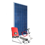Sistem Fotovoltaic On Grid 1,1 kW