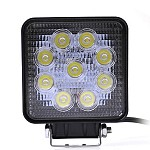 Proiector LED 27W 12V-24V,  Auto Offroad