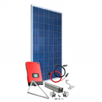 Sistem Fotovoltaic on grid 4,0 Kw